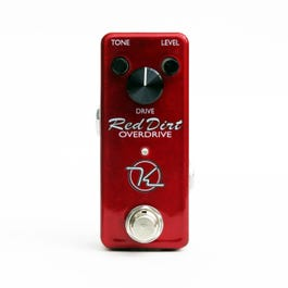 Keeley Electronics Red Dirt Mini Overdrive Guitar Effects Pedal