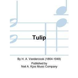 Kjos Vandercook-Tulip