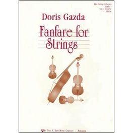 Kjos Fanfare For Strings