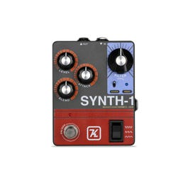 Image for Synth-1 Reverse Attack Fuzz Wave Generator Guitar Effects Pedal from SamAsh