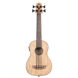 Image for Burled Tamo Ash Fretted Acoustic-Electric U•BASS from SamAsh