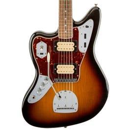 Image for Kurt Cobain Jaguar Left-Handed Electric Guitar from SamAsh