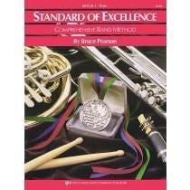 Kjos Standard of Excellence (SOE) Bk 1, Conductor Score (no CD's)
