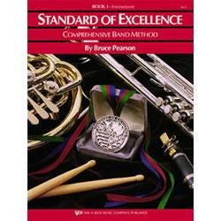 Image for Standard of Excellence Book 1 for Drums and Mallet Percussion from SamAsh