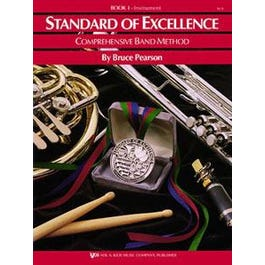 Image for Standard of Excellence -Bk 1