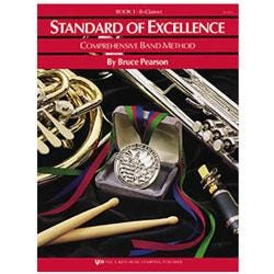 Image for Standard of Excellence Book 1 for Trumpet or Cornet from SamAsh