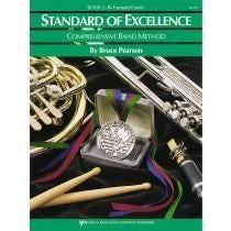 Kjos Standard of Excellence Book 3 - E♭ Alto Saxophone