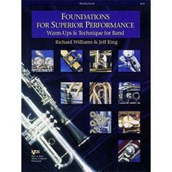 Image for Foundations For Superior Performance for Bassoon from SamAsh