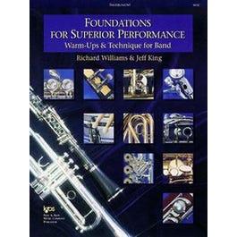 Kjos Foundations For Superior Performance for Tuba