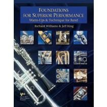 Kjos Foundations For Superior Performance for French Horn