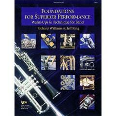 Image for Foundations For Superior Performance for Percussion from SamAsh