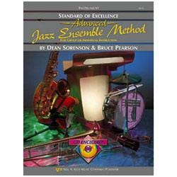 Image for Standard of Excellence Advanced Jazz Ensemble Method (Director Score) from SamAsh