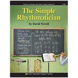 Image for The Simple Rhythmatician (Tenor Saxophone/Clarinet - Upper Register) from SamAsh