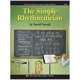Image for The Simple Rhythmatician (Alto Saxophone/ Baritone Saxophone) from SamAsh