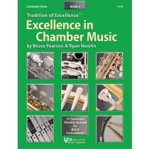 Kjos Excellence In Chamber Music Book 3 - Conductor Score