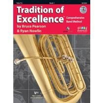 Kjos Tradition of Excellence Book 1 - Tuba T.C.