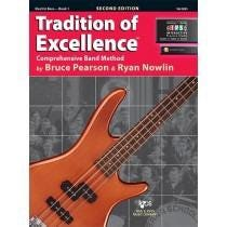 Kjos Tradition of Excellence Book 1 - Electric Bass