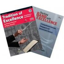 Kjos Tradition of Excellence Book 1 - Complete Conductor Package