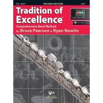 Kjos Tradition of Excellence, Book 1 (Flute)