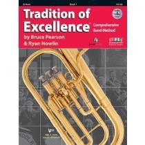 Kjos Tradition of Excellence Book 1 - Eb Horn