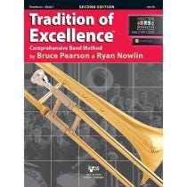 Kjos Tradition of Excellence Book 1 - Trombone