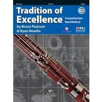Kjos Tradition of Excellence Book 2 - Bassoon