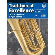 Kjos Tradition of Excellence Book 2 - Tuba T.C.