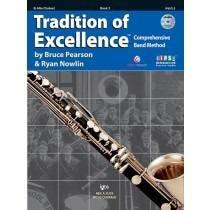 Kjos Tradition of Excellence Book 2 - Eb Alto Clarinet