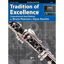 Kjos Tradition of Excellence Book 2 - Bb Clarinet
