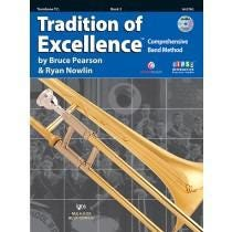 Kjos Tradition of Excellence Book 2 - Trombone T.C.