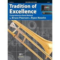 Kjos Tradition of Excellence Book 2 - Trombone
