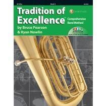 Kjos Tradition of Excellence Book 3 - Eb Tuba