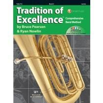 Kjos Tradition of Excellence Book 3 - Tuba T.C.