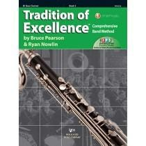 Kjos Tradition of Excellence Book 3 - Bass Clarinet