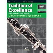 Kjos Tradition of Excellence Book 3 - Bb Clarinet