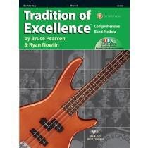 Kjos Tradition of Excellence Book 3 - Electric Bass