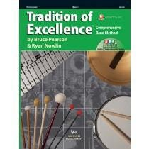 Kjos Tradition of Excellence Book 3 - Percussion