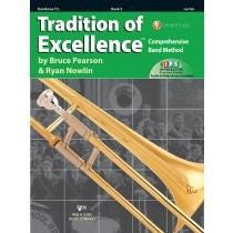 Kjos Tradition of Excellence Book 3 - Trombone T.C.