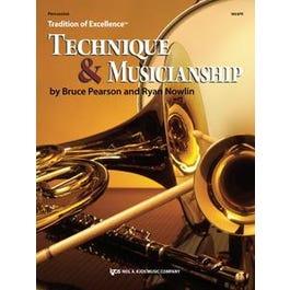 Kjos Technique and Musicianship - Percussion