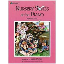 Image for Nursery Songs At The Piano (Primer Level) from SamAsh