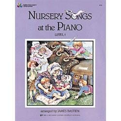Image for Nursery Songs At The Piano Level 1 from SamAsh