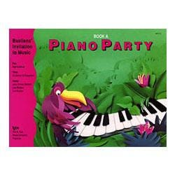 Image for Piano Party Book A from SamAsh