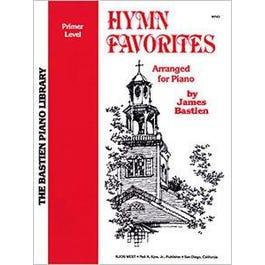 Kjos Hymn Favorites for Piano Primer Level