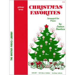 Image for Christmas Favorites Primer Level (Piano) from SamAsh