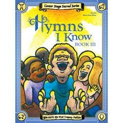 Image for Hymns I Know - Book 3 from SamAsh