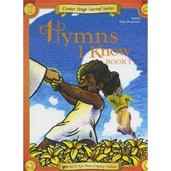 Image for Hymns I Know - Book 1 from SamAsh