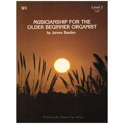 Image for Musicianship For The Older Beginnner Organ Level 2 from SamAsh