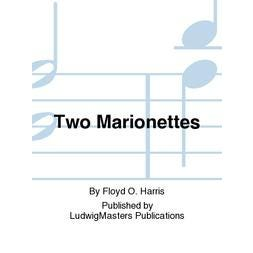 Ludwig Masters Publications Harris- Two Marionettes