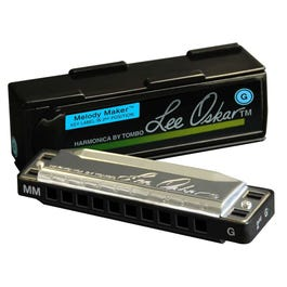 Image for 1910MM Melody Maker Harmonica in Assorted Keys from SamAsh