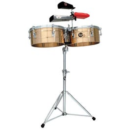 Image for LP257 Tito Puente Series Timbales from SamAsh
